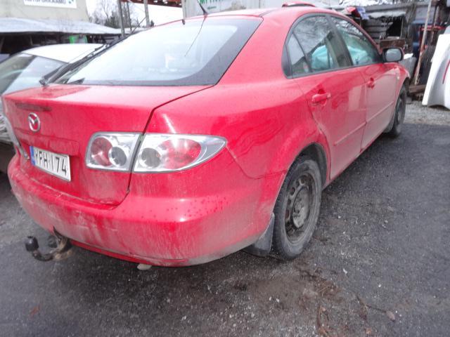 Mazda 6 varaosat