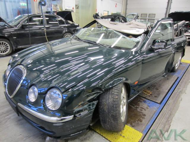 Jaguar s type varaosat