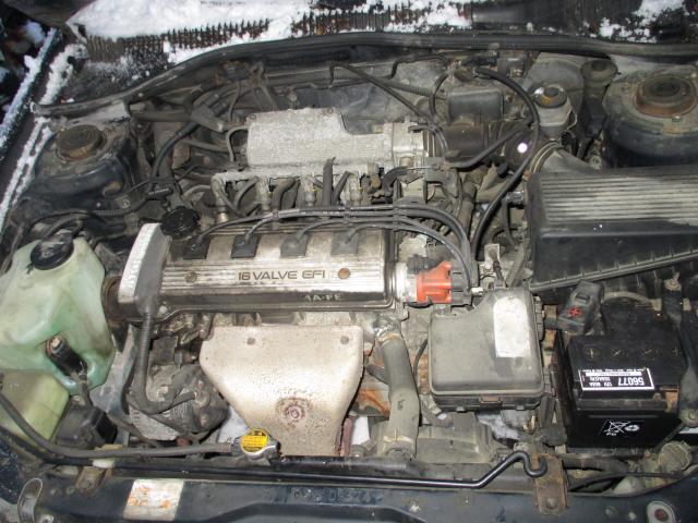 Toyota carina e purkuauto