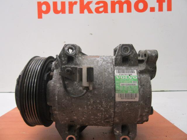Volvo v70 d5 ilmastoinnin kompressori